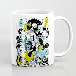CROWD OF DUDES Coffee Mug