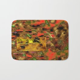 Coral Reef Bath Mat