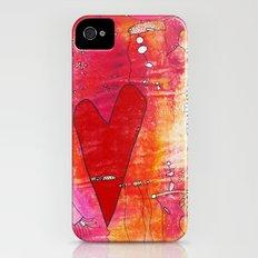 Love is... iPhone (4, 4s) Slim Case