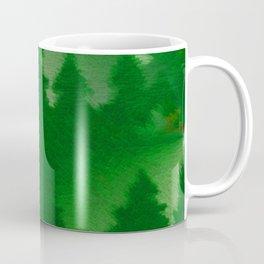 Misty forest ... Coffee Mug
