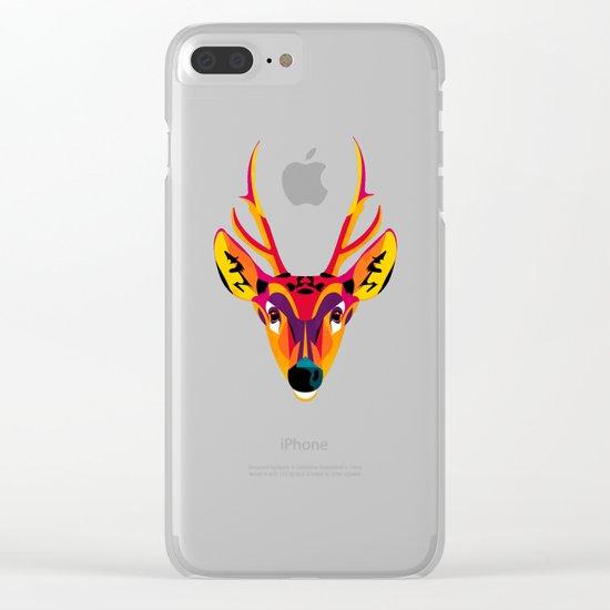huemul Clear iPhone Case