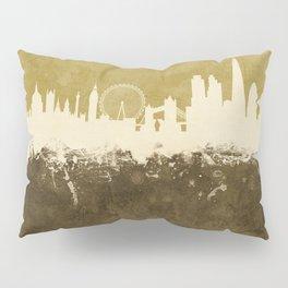 London England Skyline Pillow Sham