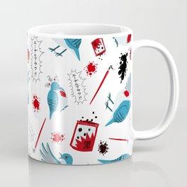 Higure Anghel Coffee Mug
