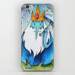 It's Ghibli Time!  iPhone Skin