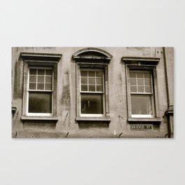 Bridge St. Canvas Print