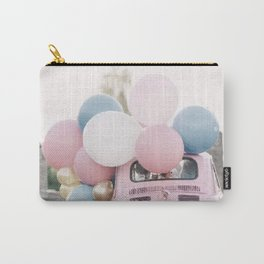 Pastel car Carry-All Pouch