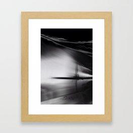 """the untold"" Framed Art Print"