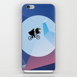 E.T (with a penis) iPhone Skin