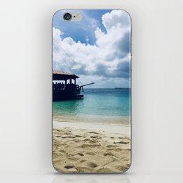 Harbor Village, Bonaire iPhone Skin
