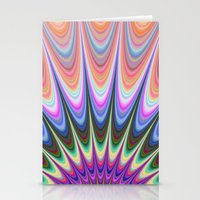 sunrise Stationery Cards featuring Sunrise by David Zydd