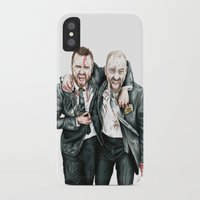 breaking bad iPhone & iPod Cases featuring Breaking Bad by 13 Styx