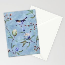 Summer bird Stationery Cards