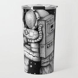 Galaxy Repairman Travel Mug