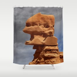 Goblin 3 Shower Curtain