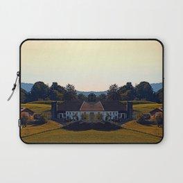 Beautiful farmland scenery | landscape photography Laptop Sleeve