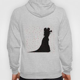Bride and Groom Hoody