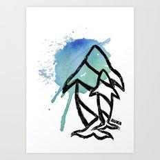 Kuyimá Art Print