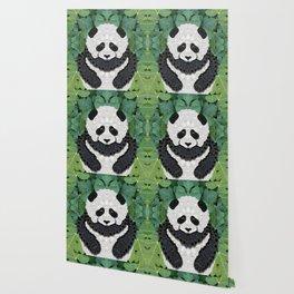 Little Panda Wallpaper