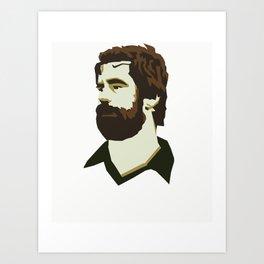 Gerd Muller Art Print