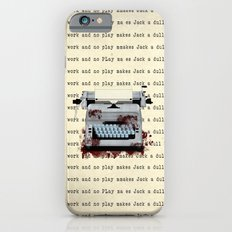 All work and no play. iPhone 6s Slim Case