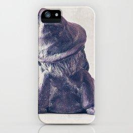 Gnome Life iPhone Case