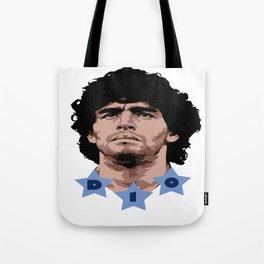 Maradona - D10 Tote Bag
