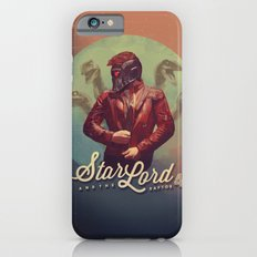 Star Lord and the Raptor 4 Slim Case iPhone 6s