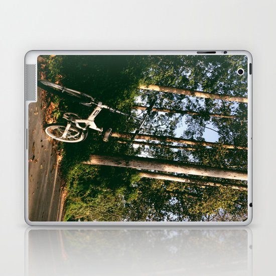 Trail Bike Laptop & iPad Skin