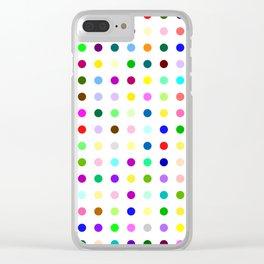 Lorazepam Clear iPhone Case