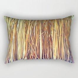 434 - Abstract grass design Rectangular Pillow