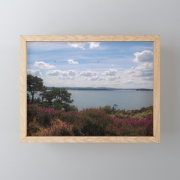 Harbour View Framed Mini Art Print