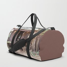Old Timers Hut Duffle Bag