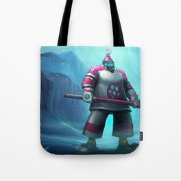 The Mighty Jax League of Legends Tote Bag