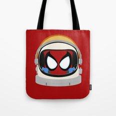 Spidey-Naut Tote Bag