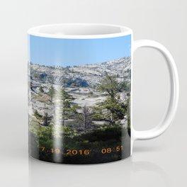 road trip, nature, view, nice woods, mountains Coffee Mug