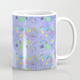 Space Princesses Coffee Mug
