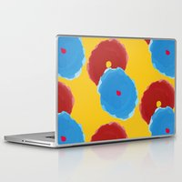 lindsay lohan Laptop & iPad Skins featuring Lindsay by Anh-Valérie