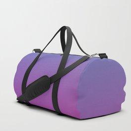 RETRO BLAST - Minimal Plain Soft Mood Color Blend Prints Duffle Bag