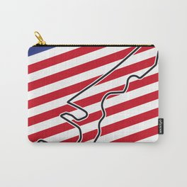 Circuit of the Americas, Austin Texas Carry-All Pouch
