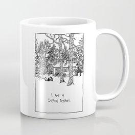 I Am A Selfish Asshole Coffee Mug