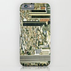 City under construction. Slim Case iPhone 6s