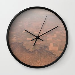 Arizona Landmap Photography Wall Clock