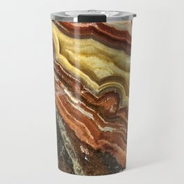 Lace Agate Travel Mug