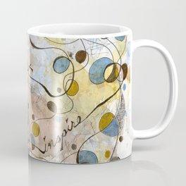 Flourish: Create, Art, Inpspire Coffee Mug