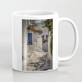 Eva's Cafe Mykonos Coffee Mug