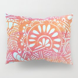 harvest print Pillow Sham