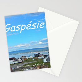 Sainte-Anne-des-Monts, Gaspésie Stationery Cards