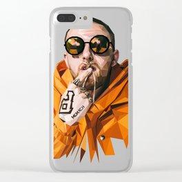 Mac Miller Clear iPhone Case