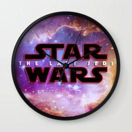 star war fullprint Wall Clock