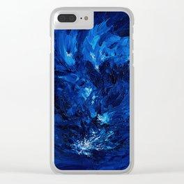 Siberiana Clear iPhone Case